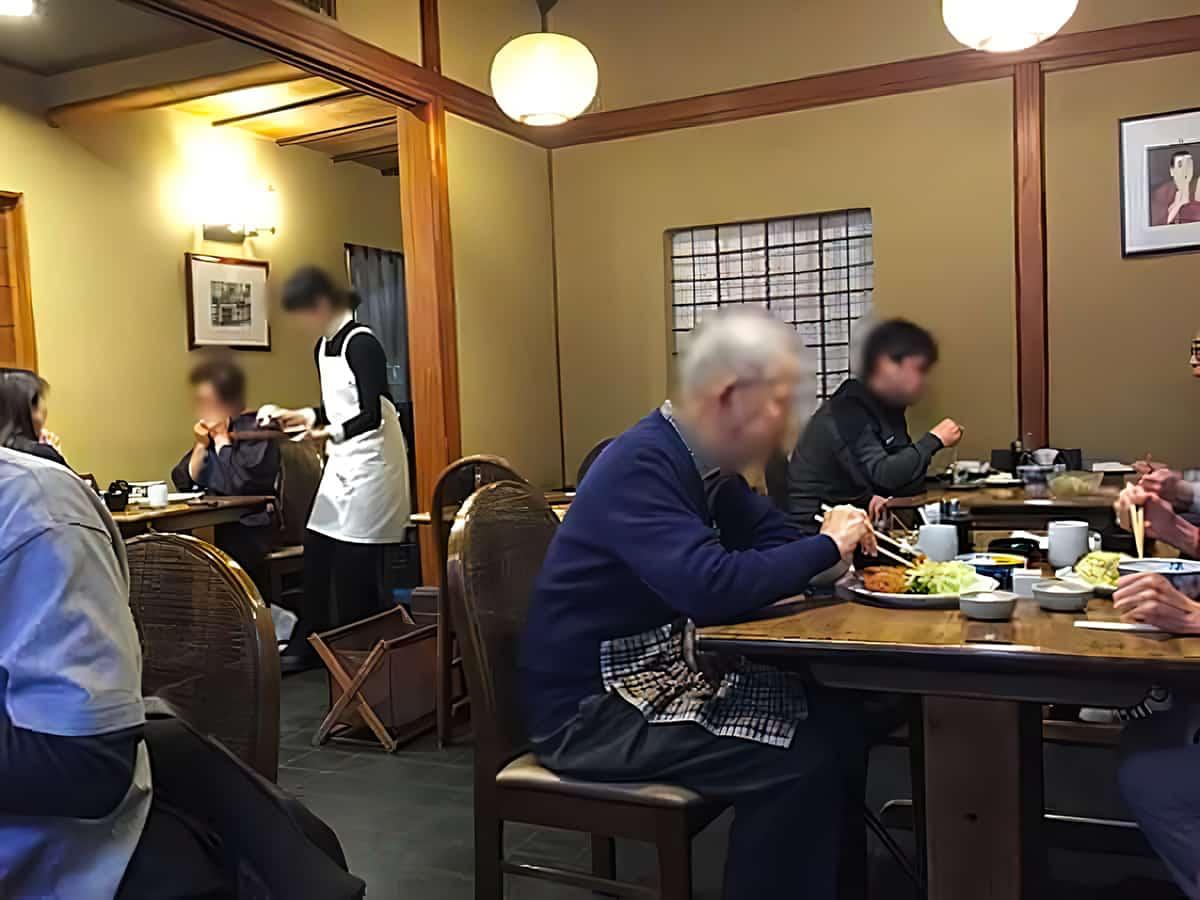 東京 浅草 とんかつ ゆたか|外観
