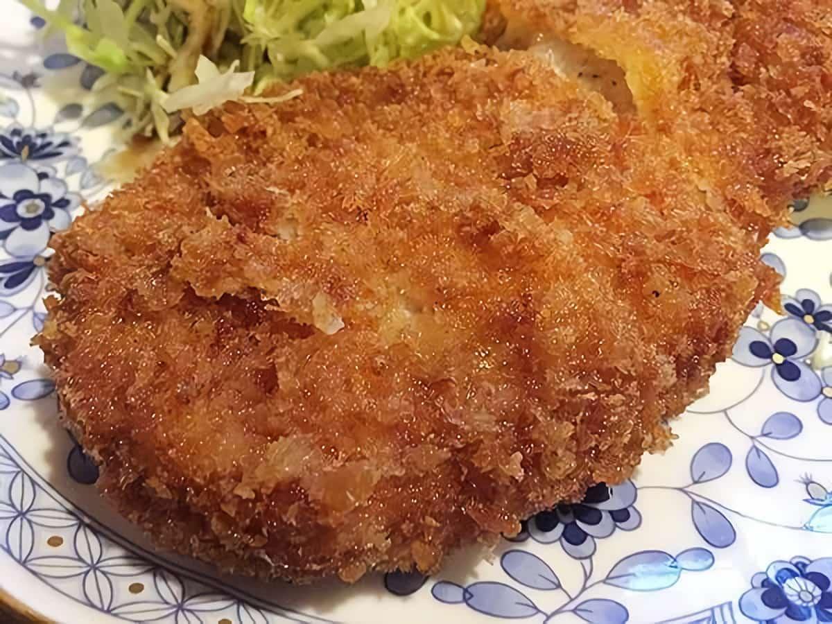 東京 浅草 とんかつ ゆたか|ロースかつ定食