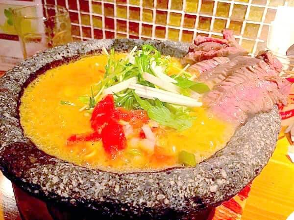 東京 中野 本格メキシカンバル サルサカバナ 中野店|溶岩鍋