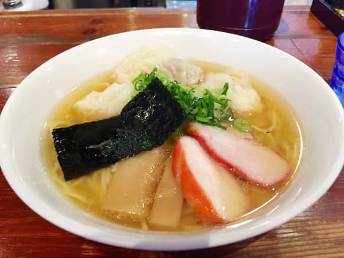 東京 池尻大橋 八雲 |特製ワンタン麺