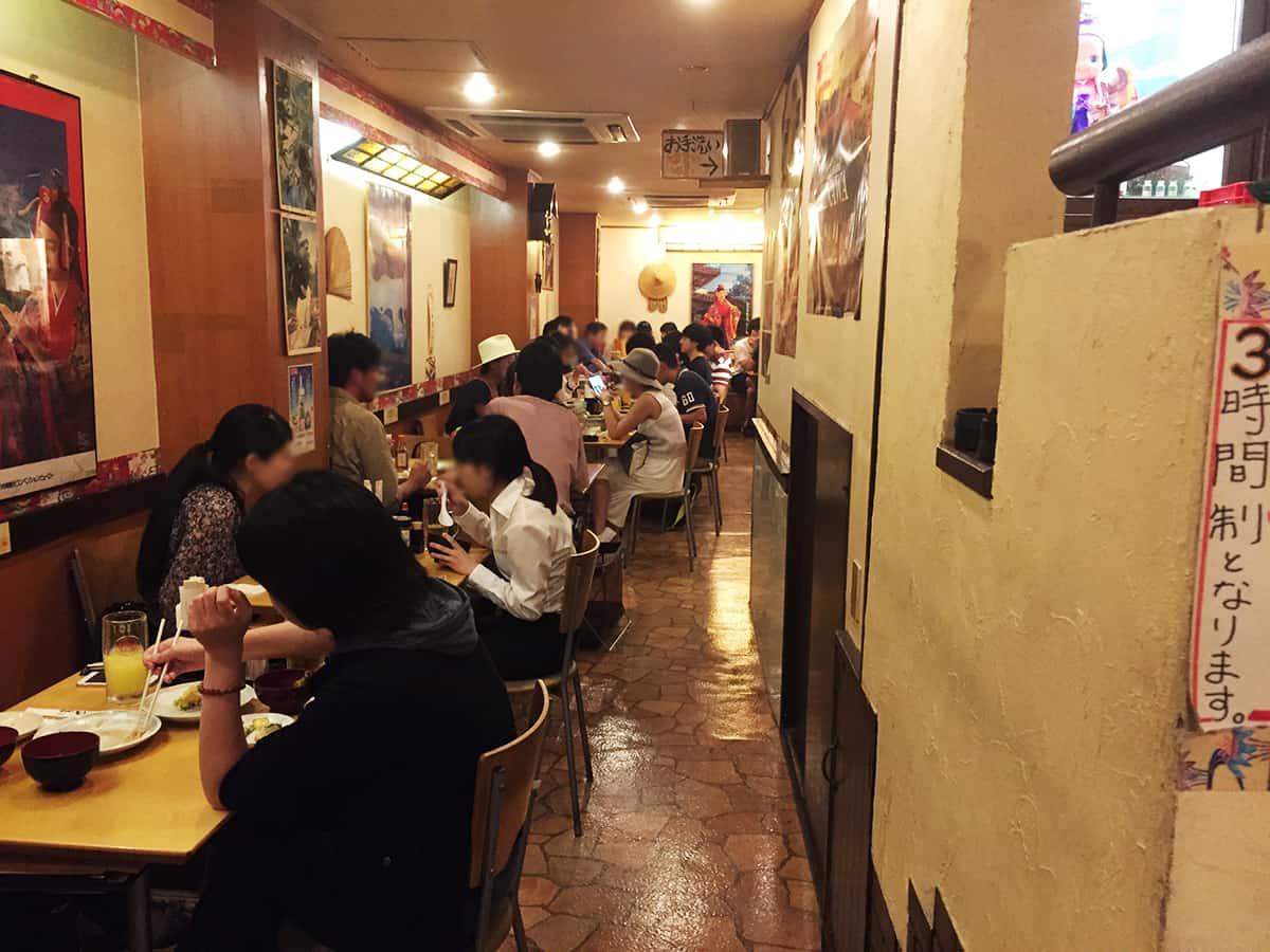 東京 新宿 やんばる 2号店 オリオンビール