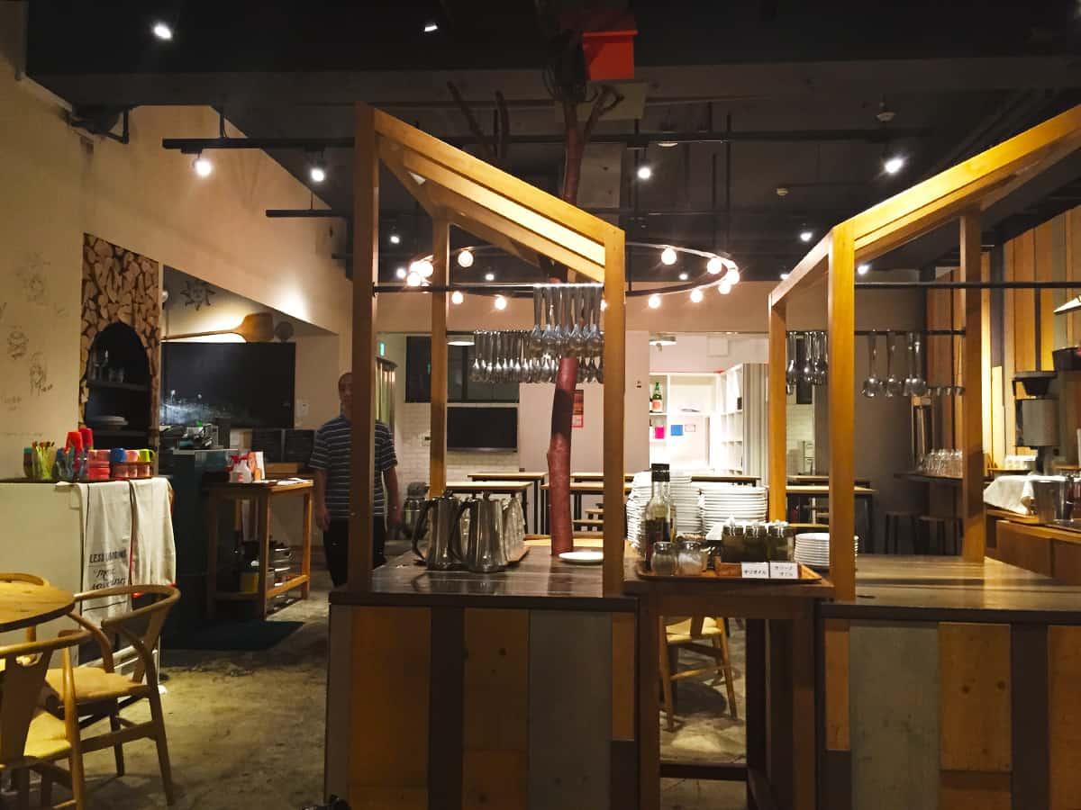 東京都 三鷹市 武蔵野カンプス 前菜盛り合わせ