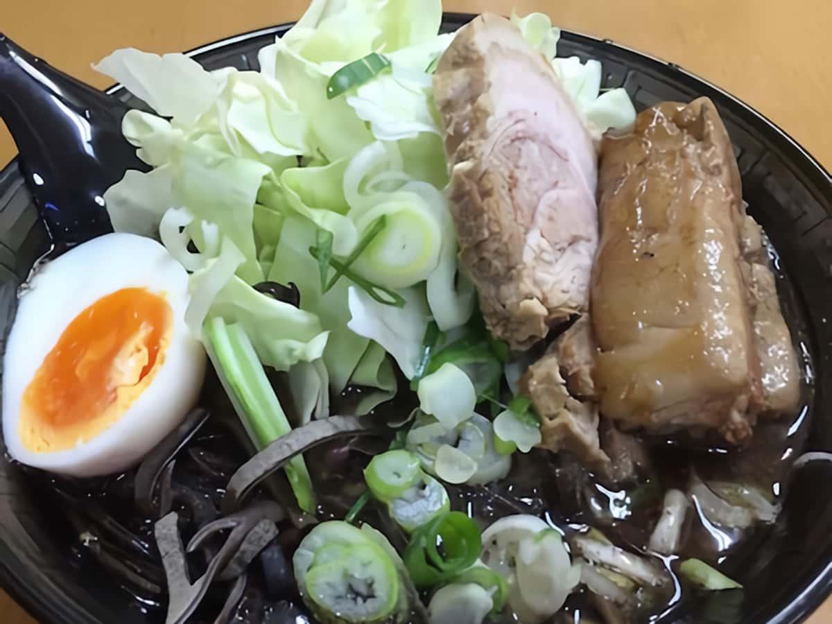 埼玉県 鶴ヶ島 麺王 外観