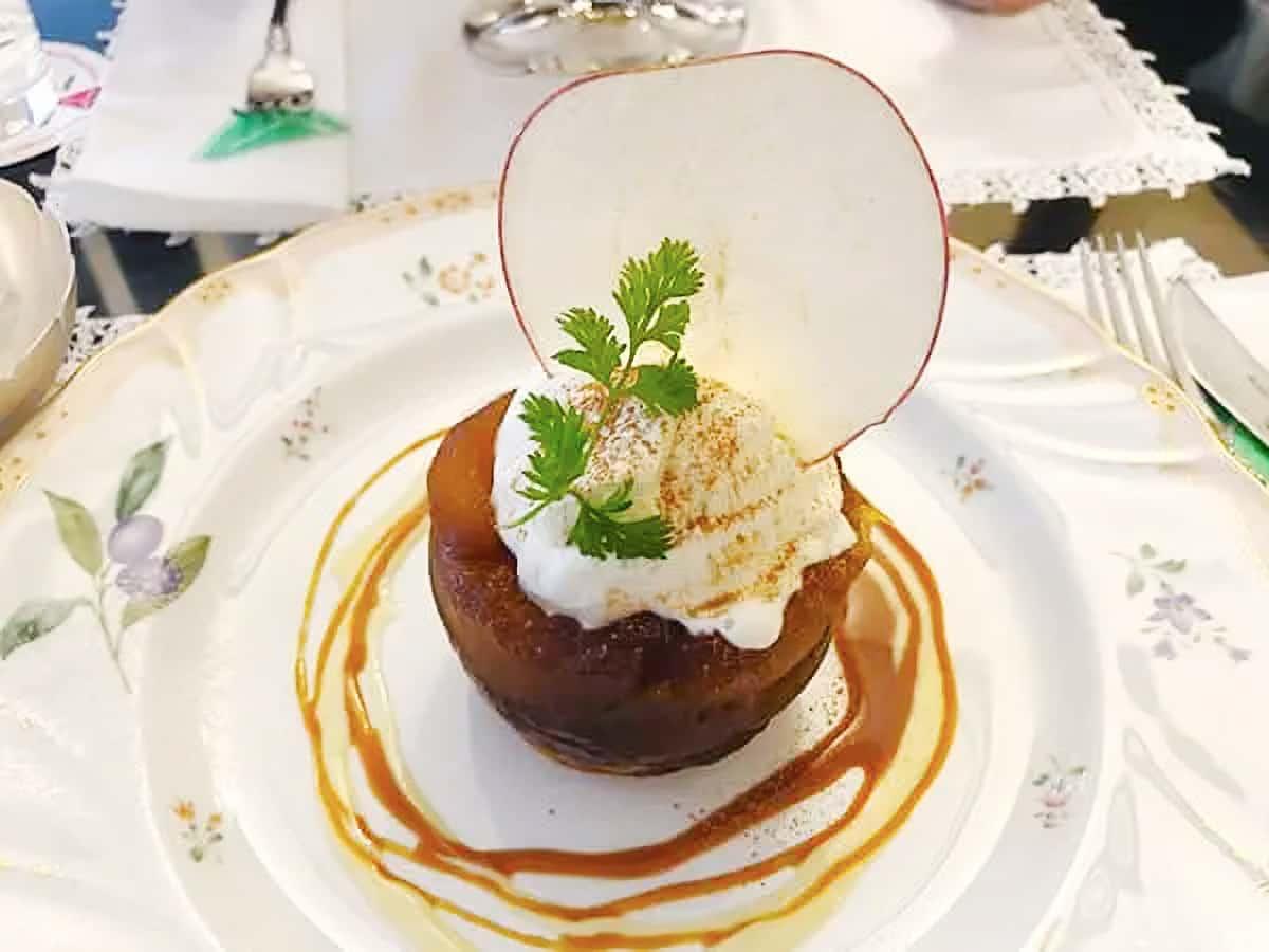 東京 神保町 ヒルトップ 紅茶
