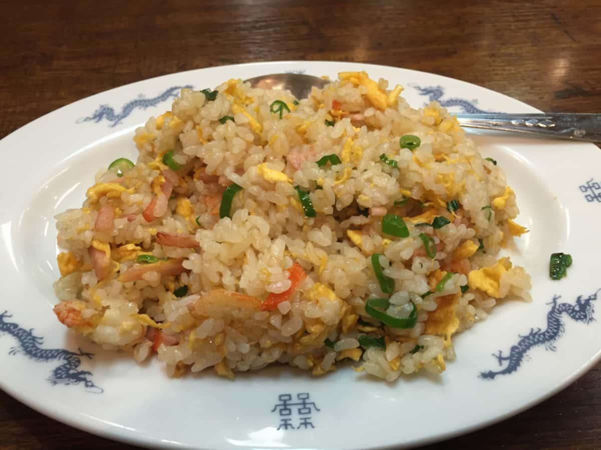 兵庫県 元町 民生 廣東料理店 スープ