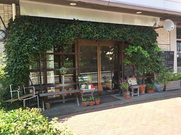 東京 国立 イル・ジラソーレ|外観