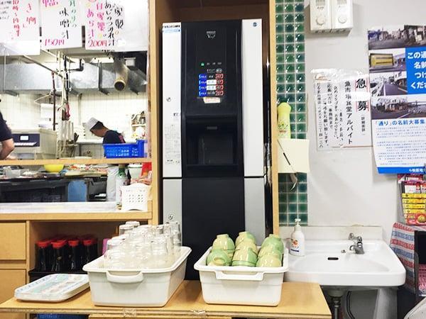 神奈川 小田原 魚市場食堂|セルフアービス
