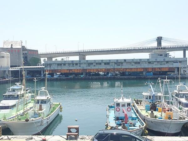 神奈川 小田原 魚市場食堂|外観