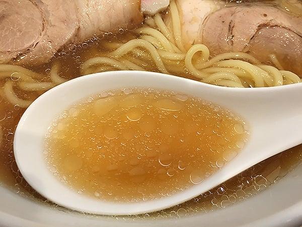 東京 阿佐ヶ谷 らーめん いろはや スープ