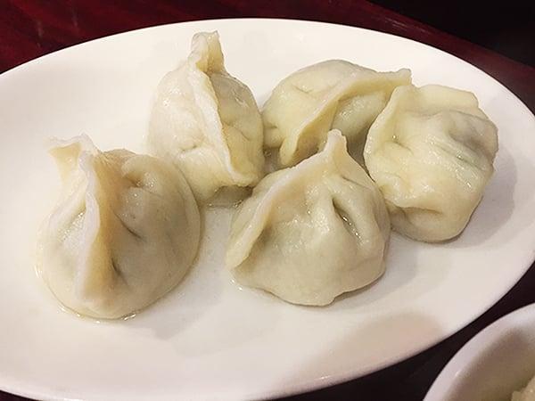 東京 池袋 中国家庭料理 楊 別館|水餃子