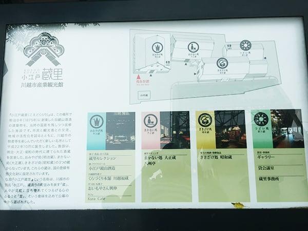 埼玉 川越 Kura Cafe(クラ カフェ)|地図