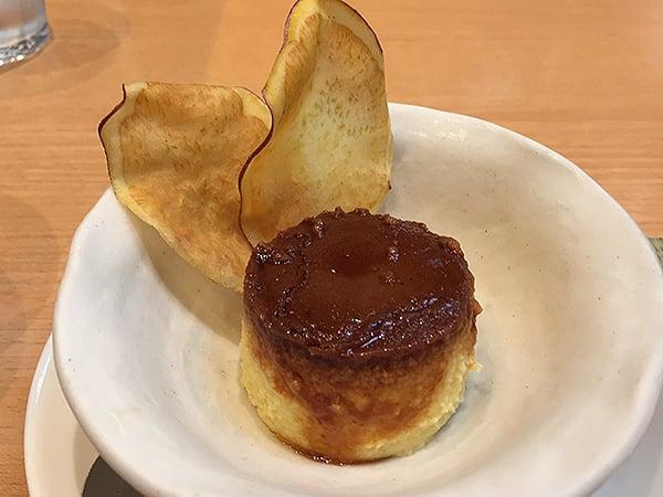 埼玉 川越 Kura Cafe(クラ カフェ)|さつま芋プリン