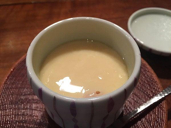 東京 西国分寺 潮|茶碗蒸し