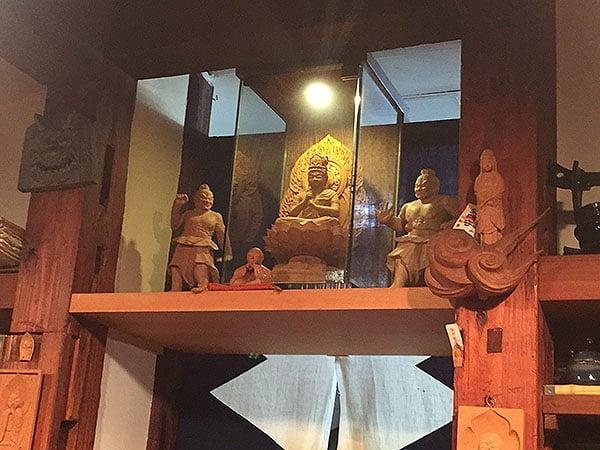 東京 西国分寺 潮|仏像