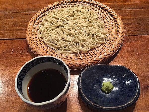 東京 西国分寺 潮 お蕎麦