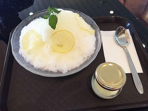 東京 国立 パティスリー・イチリン 国立店 瀬戸内レモン