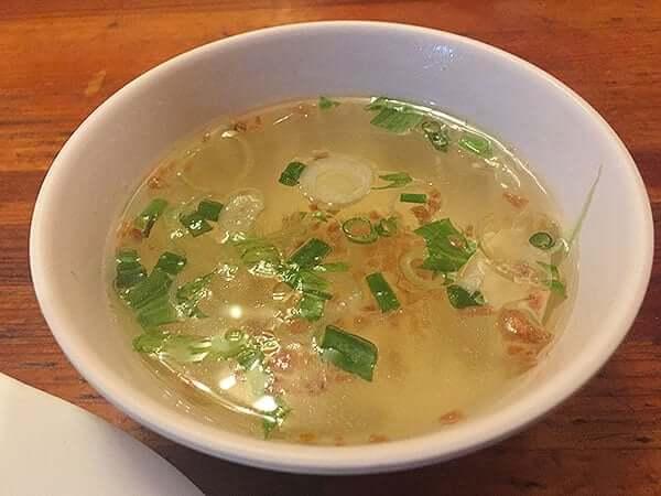 東京 池袋 ピラブカウ 池袋店|スープ