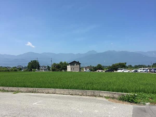 長野 安曇野 大王わさび農場 テイクアウトコーナー|シチュエーション