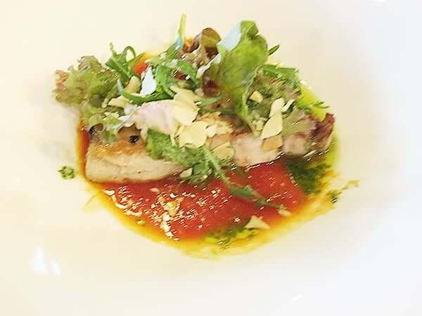 長野 安曇野 ホテル アンビエント安曇野 本日のお魚料理