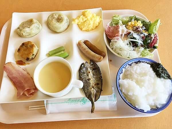 長野 安曇野 ホテル アンビエント安曇野 朝食
