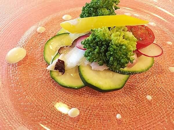 長野 安曇野 ホテル アンビエント安曇野 野菜のバーニャカウダ
