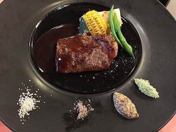 長野 安曇野 ホテル アンビエント安曇野|信州和牛の炭火焼