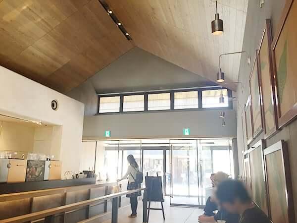 店内2|埼玉 川越 スターバックスコーヒー 川越鐘つき通り店
