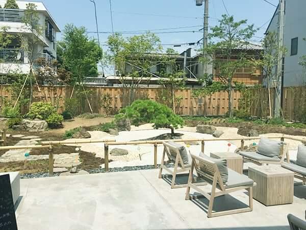 テラス席|埼玉 川越 スターバックスコーヒー 川越鐘つき通り店