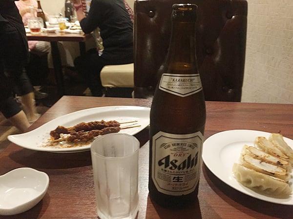 瓶ビール|東京 練馬 唐苑 練馬本店