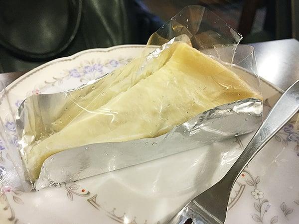 東京 西新宿 喫茶ブラジル|ニューヨークチーズ