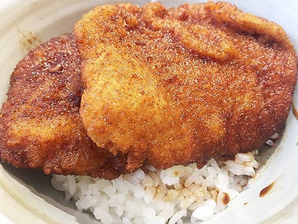 東京 有楽町 食の國 福井館 ソースカツ丼