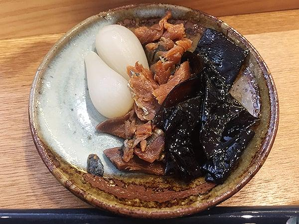 東京 有楽町 食の國 福井館 つまみ