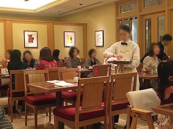 東京 有楽町 ザ・ペニンシュラ東京 BOUTIQUE & CAFE|店内