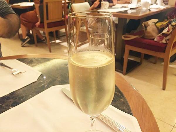 東京 有楽町 ザ・ペニンシュラ東京 BOUTIQUE & CAFE|スパークリング・ワイン