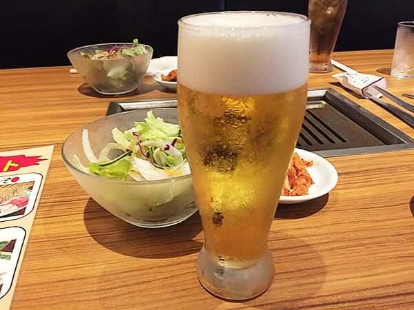 東京 上野 上野太昌園 上野本店|ランチ生ビール