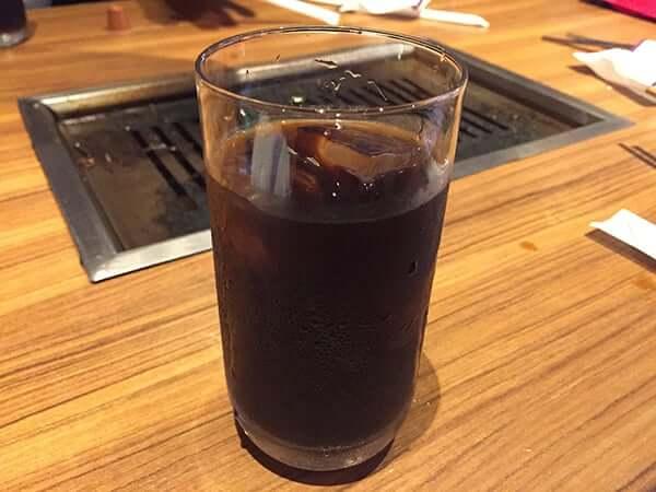 東京 上野 上野太昌園 上野本店|アイスコーヒー