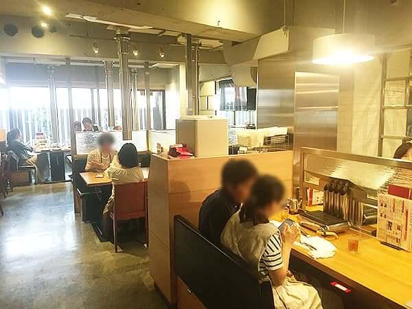東京 上野 上野太昌園 上野本店|店内