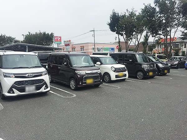 埼玉 入間 みそら|駐車場