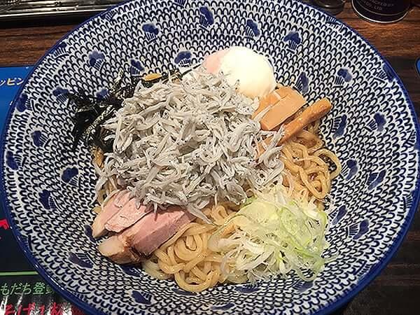 東京 中野 東京煮干屋本舗|極上しらすの魚介神