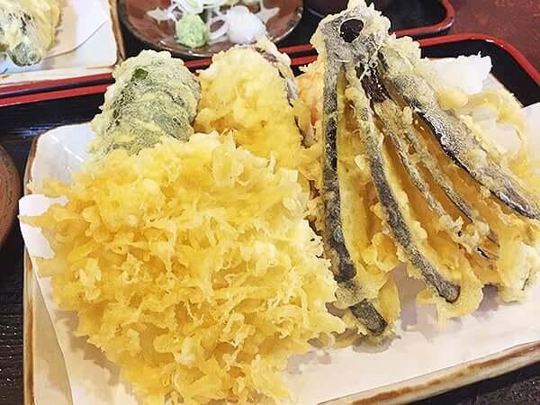 東京 高円寺 信濃|天ぷら