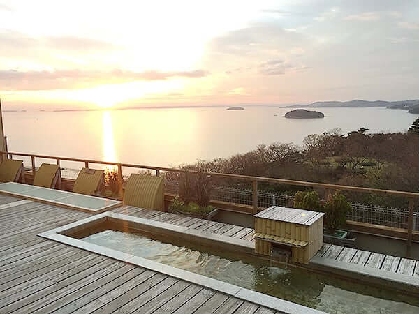 愛知 蒲郡 天空海遊の宿 末広|天空露天風呂 天音の湯