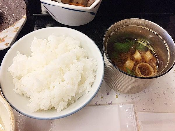 愛知 蒲郡 天空海遊の宿 末広|御飯と味噌汁