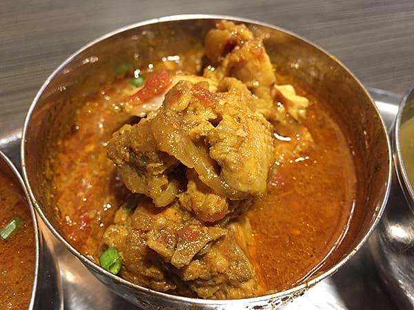 東京 新大久保 格料理店 ネパール民族料理 アーガン|お肉