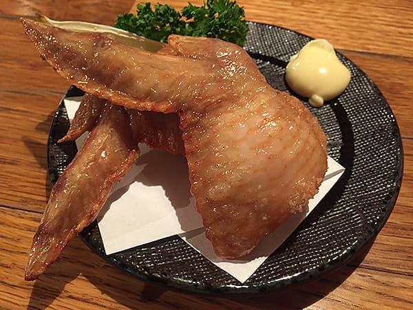 東京 恵比寿 博多うどん酒場イチカバチカ 恵比寿店|手羽先明太子