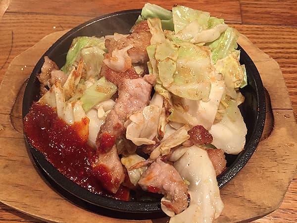 東京 恵比寿 博多うどん酒場イチカバチカ 恵比寿店|ビックリ焼き