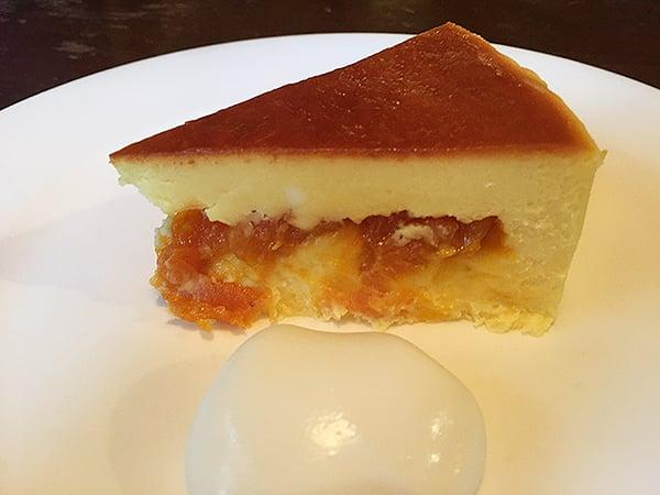 静岡 伊豆仁田 irodori(イロドリ) アプリコットチーズケーキ