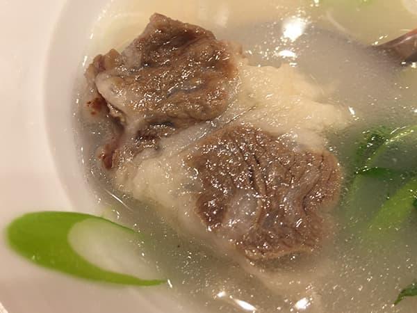 東京 錦糸町 焼肉 三千里 本店|コムタンスープ