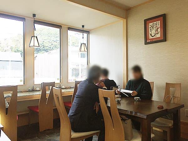 神奈川 小田原 うなぎ亭 友栄|店内