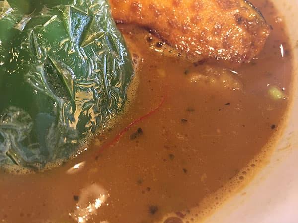 埼玉 川越 スープカレー専門店 plus one(プラスワン) チキン野菜スープカレー