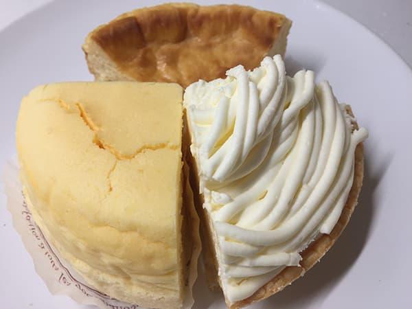 埼玉 日高 加藤牧場 Baffi 日高本店 チーズケーキ